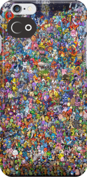 Pokemon Collection by HeyHaydn