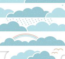 Weather Balloon Sticker