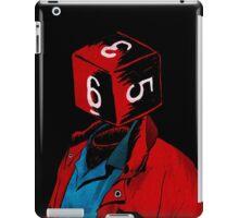 d6 iPad Case/Skin