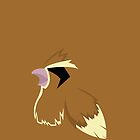 Pidgey Pokemon by HeyHaydn