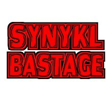 Synykl Bastage Text  by SynyklBastage
