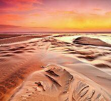 Rainbow Beach Sunrise by Daniel Akinin