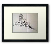 Candace 3 Framed Print