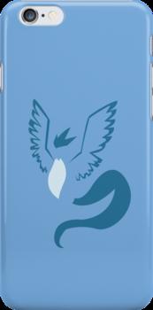 Articuno Pokemon by HeyHaydn