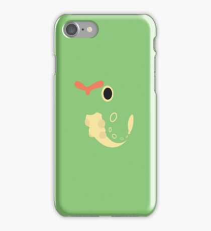 Caterpie Pokemon iPhone Case/Skin