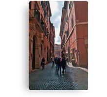 ROME - STREETSCAPE (1)  Metal Print
