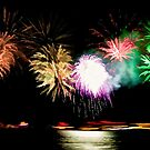 """Rhein in Flammen"" - Festival at the river rhine by wulfman65"