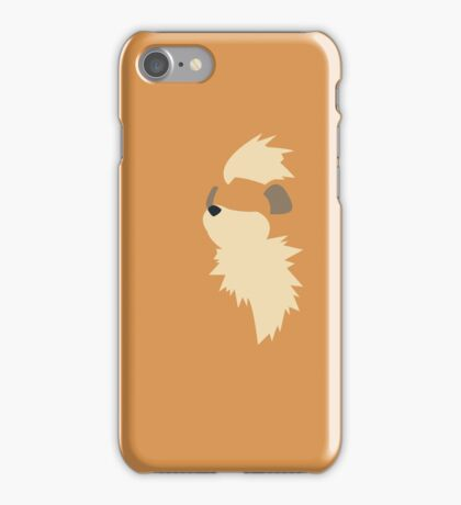 Growlithe Pokemon iPhone Case/Skin