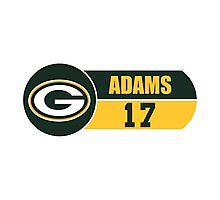 Packers Adams Photographic Print
