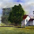Country Cottage by rjpmcmahon