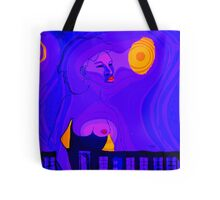 Education, the greatest temptress of all time Tote Bag