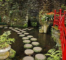 Palace Gardens in Funchal, Madeira by AnnDixon