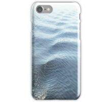 Ocean Ripples iPhone Case/Skin