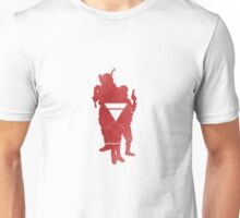 Anonymous 2012 silhouette 3 Unisex T-Shirt