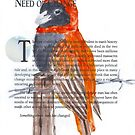 Red Bishop in Soft-cover book by Maree Clarkson
