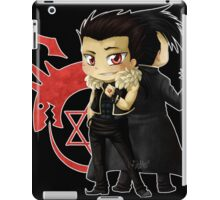 The Sin of Greed 1/2 iPad Case/Skin