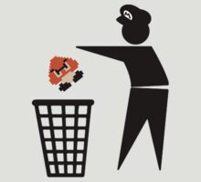 Recycle Goombas to save the planet by -StormChaser-