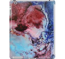 Blue Murder Series iPad Case/Skin