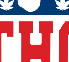 THC  League Sticker