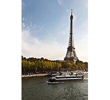 Trip in Paris Photographic Print