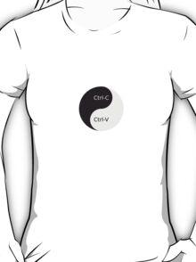 Ctrl C Ctrl V T-Shirt