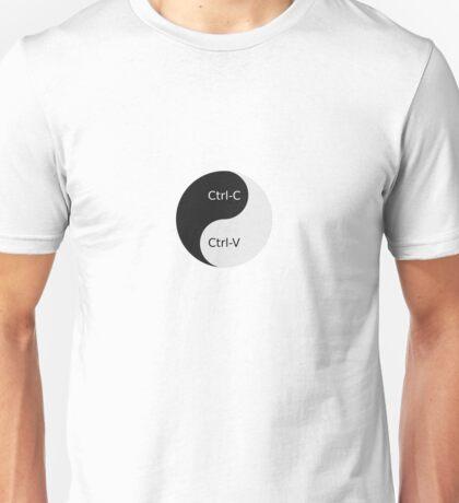 Ctrl C Ctrl V Unisex T-Shirt