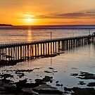 """Sunrise at Point Lonsdale"" by jonxiv"