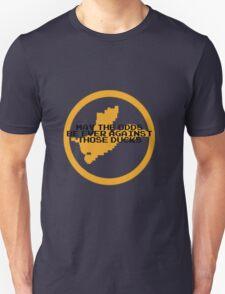 Hunger Games / Duck Hunt Unisex T-Shirt