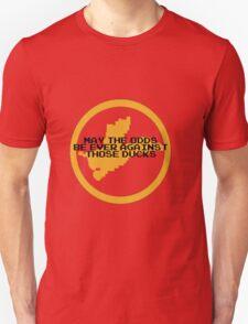 Hunger Games / Duck Hunt T-Shirt