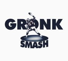 Gronk Smash by DrDank