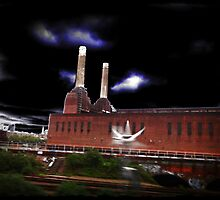 inside another dimension-{battersea power station} by charliethetramp