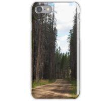 George Town Lake, Montana iPhone Case/Skin