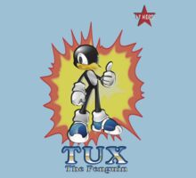 I.T HERO - TuxSonic Kids Clothes