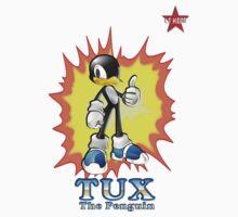 I.T HERO - TuxSonic One Piece - Long Sleeve