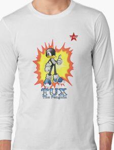 I.T HERO - TuxSonic Long Sleeve T-Shirt