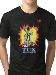 I.T HERO - TuxSonic Tri-blend T-Shirt