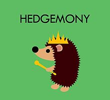 Hedgemony by jezkemp