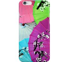 Chinese Parasols - iPhone/iPod Case iPhone Case/Skin