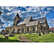 St Mary Ticehurst Photographic Print