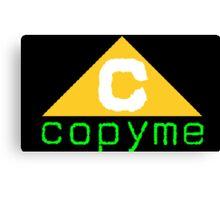 copyme Canvas Print