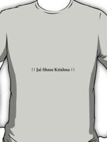 Jai Shree Krishna T-Shirt