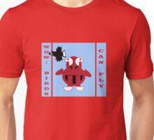 Wow! Birds! - Meroosuton Ponstottle Unisex T-Shirt