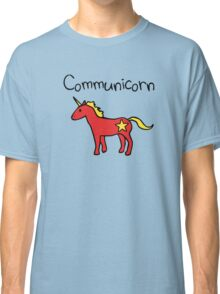 Communicorn (Communist Unicorn) Classic T-Shirt