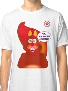 GeekGirl - Squirrel Classic T-Shirt