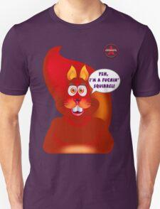 GeekGirl - Squirrel Unisex T-Shirt