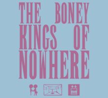 The Boney Kings of Nowhere -Pink Kids Clothes