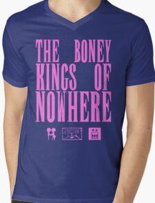 The Boney Kings of Nowhere -Pink Mens V-Neck T-Shirt