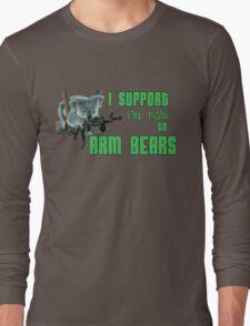I Support the Right to Arm Bears, Koala Bears T-Shirt