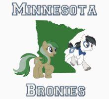 Minnesota Bronies Kids Clothes