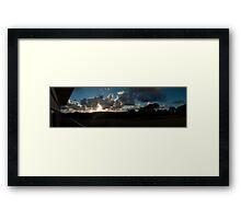 Margaret River Sunset Framed Print